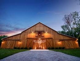 Saddle Woods Farm is a  World Class Wedding Venues Gold Member