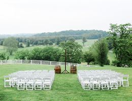 Blue Hill Farm is a  World Class Wedding Venues Gold Member