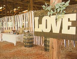 Lazy Days Winery is a  World Class Wedding Venues Gold Member
