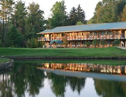 The Waynesville Inn Golf Resort and Spa is a  World Class Wedding Venues Gold Member