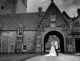 Drum Castle is a  World Class Wedding Venues Gold Member