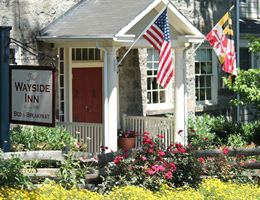The Wayside Inn is a  World Class Wedding Venues Gold Member