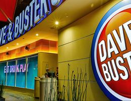 Dave and Buster's Baltimore is a  World Class Wedding Venues Gold Member
