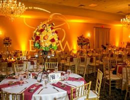 Black Lake Room is a  World Class Wedding Venues Gold Member