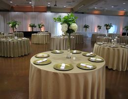 Vidalia Conference & Convention Center is a  World Class Wedding Venues Gold Member