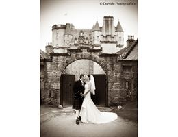 Castles Fraser is a  World Class Wedding Venues Gold Member