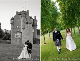 Crathes Castle is a  World Class Wedding Venues Gold Member