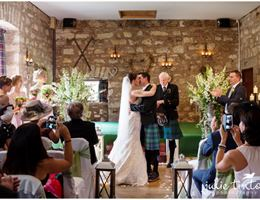 Culcreuch Castle Hotel is a  World Class Wedding Venues Gold Member