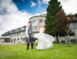 Macdonald Drumossie Hotel is a  World Class Wedding Venues Gold Member