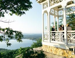 Gorham's Bluff is a  World Class Wedding Venues Gold Member
