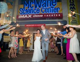 McWane Science Center is a  World Class Wedding Venues Gold Member