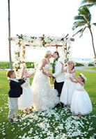 Four Seasons Resort Lana'i is a  World Class Wedding Venues Gold Member