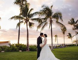 Four Seasons Resort Oahu at Ko Olina is a  World Class Wedding Venues Gold Member