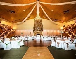 The Lodge at Lake Bowen Commons is a  World Class Wedding Venues Gold Member