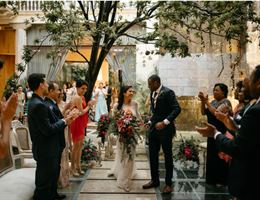 Casa Pombo is a  World Class Wedding Venues Gold Member