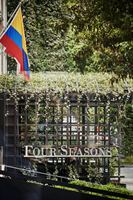 Four Seasons Hotel Bogota is a  World Class Wedding Venues Gold Member