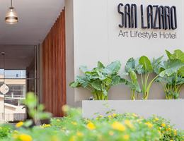 San Lazaro Art Lifestyle Hotel is a  World Class Wedding Venues Gold Member
