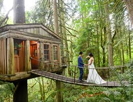 TreeHouse Point is a  World Class Wedding Venues Gold Member