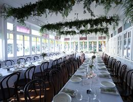 The Pavilion, The Nielson is a  World Class Wedding Venues Gold Member