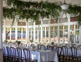 The Restaurant, The Neilson is a  World Class Wedding Venues Gold Member