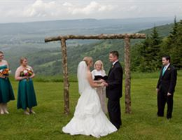 Canaan Valley Resort is a  World Class Wedding Venues Gold Member