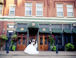 Blennerhassett Hotel is a  World Class Wedding Venues Gold Member