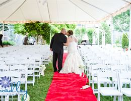 Historic McFarland House is a  World Class Wedding Venues Gold Member
