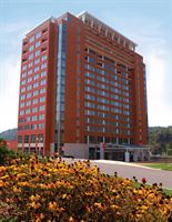Morgantown Marriott at Waterfront Place is a  World Class Wedding Venues Gold Member