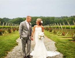 Childress Vineyards is a  World Class Wedding Venues Gold Member