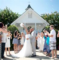 Corolla Chapel is a  World Class Wedding Venues Gold Member