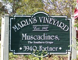 Maria's Vineyard is a  World Class Wedding Venues Gold Member