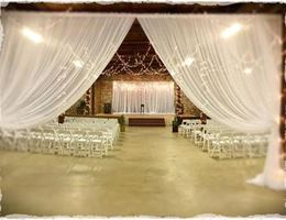 The Eclectic Warehouse is a  World Class Wedding Venues Gold Member