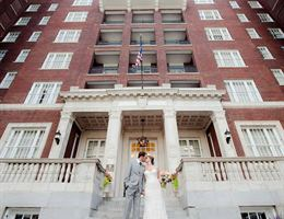 The Tutwiler Hotel is a  World Class Wedding Venues Gold Member