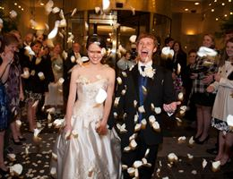 The Wynfrey Hotel is a  World Class Wedding Venues Gold Member