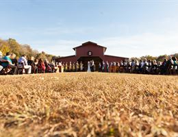 Whistle Hollow is a  World Class Wedding Venues Gold Member