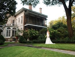Annesdale Mansion is a  World Class Wedding Venues Gold Member