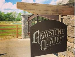 Graystone Quarry is a  World Class Wedding Venues Gold Member
