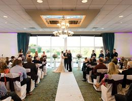Turf Valley Resort is a  World Class Wedding Venues Gold Member