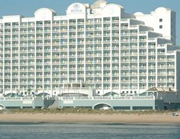 Hilton Ocean City Oceanfront Suites is a  World Class Wedding Venues Gold Member