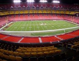 Redskins Special Events is a  World Class Wedding Venues Gold Member