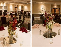 Crowne Plaza Philadelphia Bucks County is a  World Class Wedding Venues Gold Member