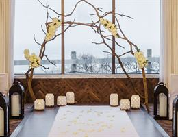 Gurney's Montauk Resort and Seawater Spa is a  World Class Wedding Venues Gold Member