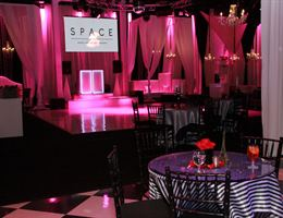 Space is a  World Class Wedding Venues Gold Member