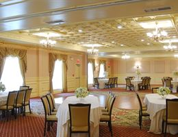 Hilton Garden Inn Hamilton is a  World Class Wedding Venues Gold Member
