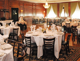 Maggiano's Little Italy, Bridgewater is a  World Class Wedding Venues Gold Member