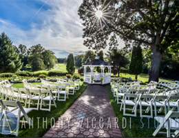 Knoll Country Club and Catering is a  World Class Wedding Venues Gold Member