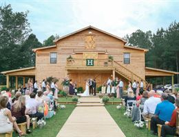 Brookside Barn is a  World Class Wedding Venues Gold Member