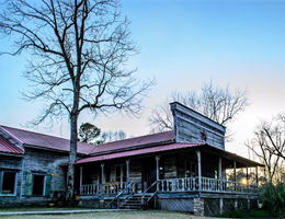 The rustic cypress is a  World Class Wedding Venues Gold Member