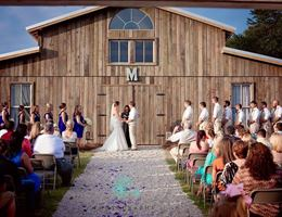 The Barn at Sara Bella is a  World Class Wedding Venues Gold Member