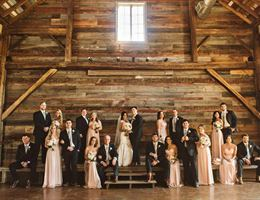 The Barn at Bridlewood is a  World Class Wedding Venues Gold Member